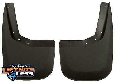 Husky Liner 56131 Black Front Mud Guards for 07-09 Chrysler Aspen/Dodge Durango