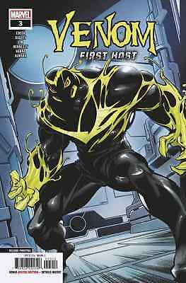 VENOM FIRST HOST 3 2nd PRINT VARIANT NM