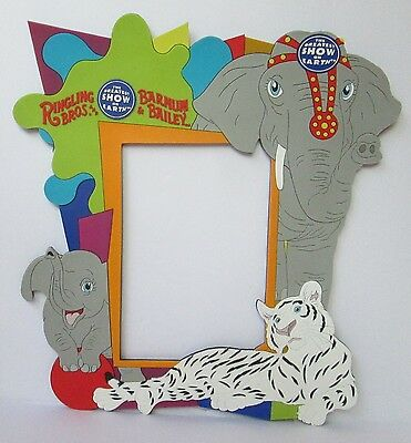CIRCUS CARNIVAL MAGNET Frame Craft Kit for Kids ABCraft - $1.50 ...