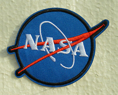 patch NASA ,10/8.5cm, broder et thermocollant