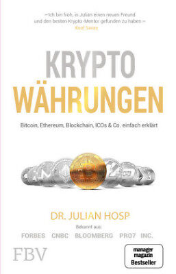 Krypotwährungen by Hosp, Julian-NEU-9783959721370