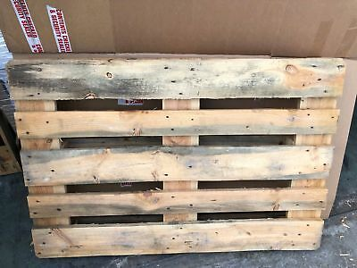Euro Pallet with Stamps Fire Kindling fence clean dry wood fire pit 1200x 800mm