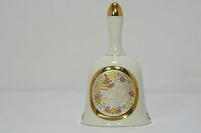Dynasty Gallery Exclusive Design Chokin 25th Anniversary Bell