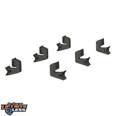 Aries 3025151 ActionTracT Mounting Brackets for 2007-2018 Toyota Tundra Crew Cab