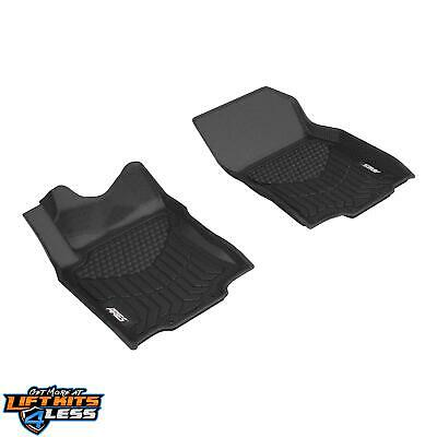 Aries NS06811809 StyleGuard XD 1st Row Black Floor Liners 14-18 for Nissan Rogue
