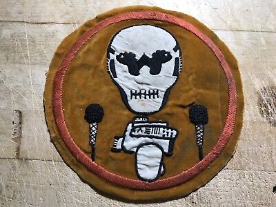 WWII/WW2-US ARMY AIR FORCE PATCH-97th Tactical Recon Squadron-ORIGINAL USAAF!
