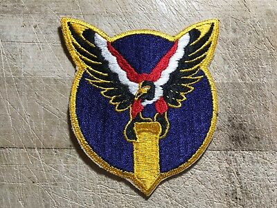 WWII/WW2/Post? US ARMY AIR FORCE PATCH 44th Bomber Squadron-ORIGINAL BEAUTY!