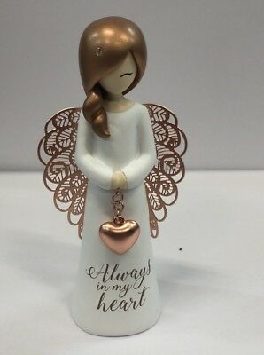You are an angel figurine Always In My Heart