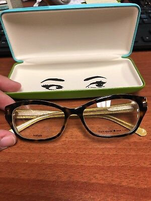 b8b6f8734a KATE SPADE VIVI Plastic Frame Eye Glasses. Free Shipping 51-16-135 ...