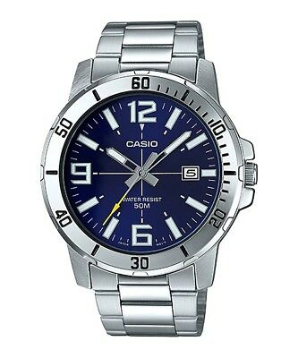 MTP-VD01D-2B Casio Watches Brand-New