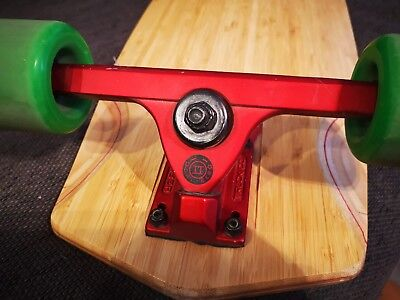 CALIBER Trucks GII 184mm 44° red
