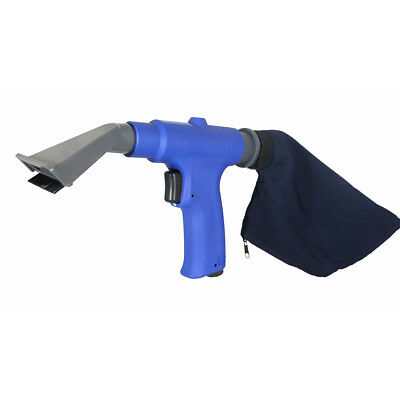 Durable Air Vacuum Blow Gun Pneumatic Air Suction Blow Gun Kit Cleaning Tool SH2