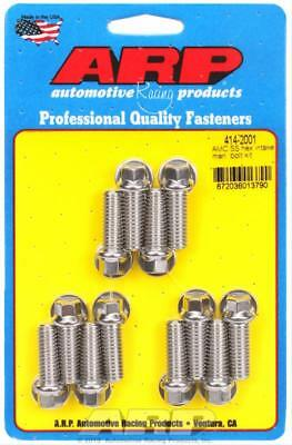 ARP Bolts Intake Manifold Stainless Natural 12-Point Head Ford 351C 351M 400 Kit