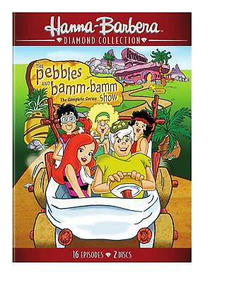 The Pebbles and Bamm-Bamm Show The Complete Series DVD R4 Hanna-Barbera