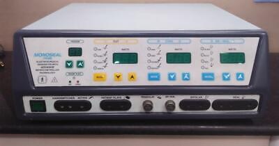 Vessel Sealing System with ESU 400W Electrosurgical Generator with Vessel Seal.
