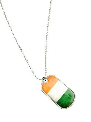 International Charms Dog tags of the world Ireland