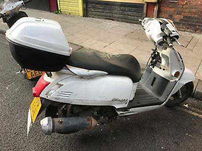 Kymco Like 125cc SCOOTER SPARES OR PROJECT