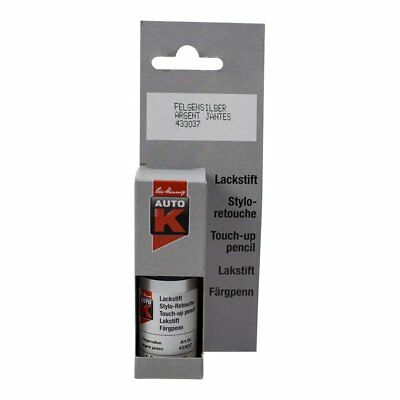 Auto K Lackstift 1K- felgensilber 9 ml