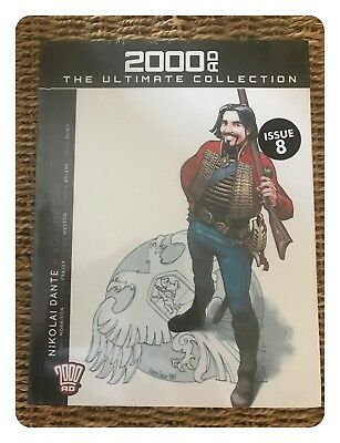 2000 AD: The Ultimate Collection Nikolai Dante: Volume 1 Issue 8 - New Sealed