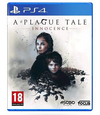A Plague Tale Innocence Ps4 Videogioco Italiano Playstation 4 Nuovo Sigillato