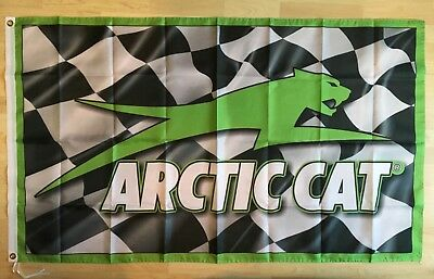 ARCTIC CAT 3' x 5' Polyester Banner Flag