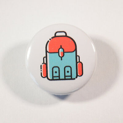 Button Badge Vinyl Record Collectable Pin Badge for Jackets Backpack Bags Badges