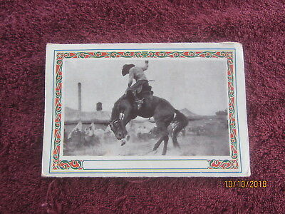 Miller Brothers 101 Ranch SOUVENIR POST CARD PACKET Ponca City, Oklahoma