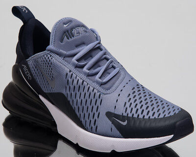 size 40 80ae1 01fea Nike Air Max 270 Men Lifestyle Shoes Ashen Slate Black Sneakers AH8050-403