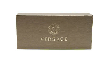 Versace Empty Sunglasses Box Retail Packaging Box Only Dust Cloth Brochure 6.25