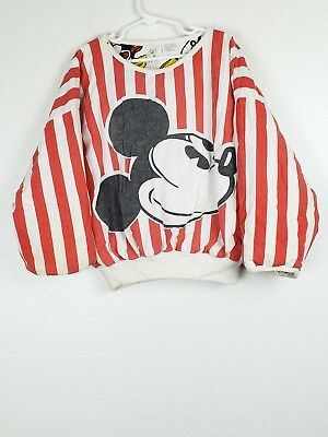 Mickey & Co Youth Vintage Sweater One Size Fits All