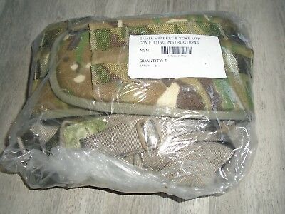 Mtp Hip Belt And Yoke Size Small Genuine British Army Issue New In Packaging