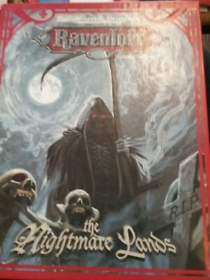 The Nightmare Lands, Ravenloft Campaign Expansion, 1124