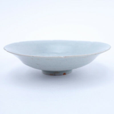 Chinese Song Dynasty (1127–1279) Oingbai Ware Dish.
