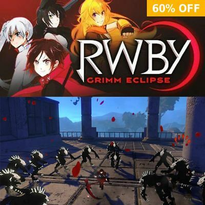 RWBY: Grimm Eclipse - WINDOWS MAC - Region Free Steam Key
