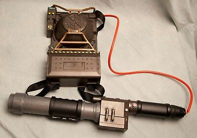 Ghostbusters Movie Proton Pack 2016 Plastic WORKS Electronic