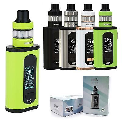AUTHENTIC Eleaf INVOKE Kit with ELLO T Tank 220W FREE FAST RECORDED DELIVERY