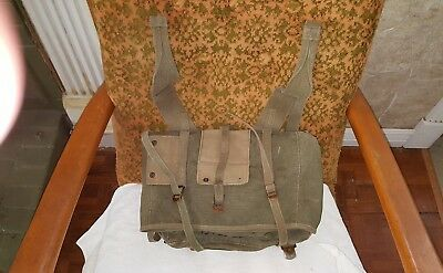 Ww2 Usmc Boyd 45 Personal Soldier Backpack