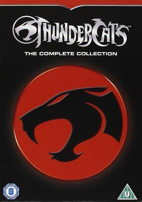 Thundercats The Complete Collection DVD Box Set R4