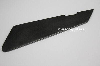 New brand Ebony wood pickupguard for electric guitar fit p90 pickup