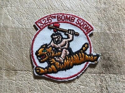 Cold War/Vientam? US AIR FORCE PATCH-325th Weapons Squadron-ORIGINAL USAF!