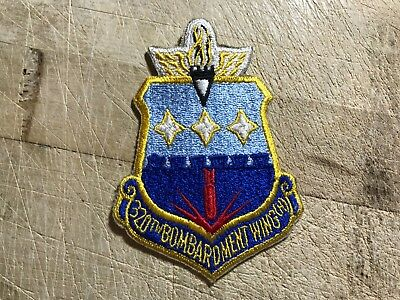 WWII/WW2/Post? US AIR FORCE PATCH-320th Bombardment Squadron-ORIGINAL! USAF