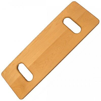 MTS Safetysure® Transfer Board - Solid Maple - Slotted -30""