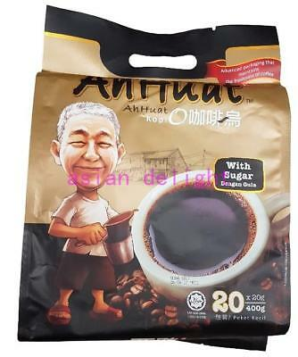 Ah Huat Coffee O with sugar (20 g x 20 sachets)