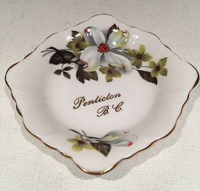 Fine Bone China Porcelain Small Saucer Plate By Royal Windsor Collectible