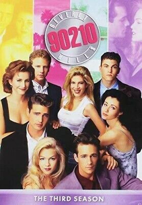 Beverly Hills 90210: The Third Season [New DVD] Boxed Set, Full Frame, Repacka