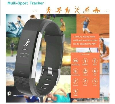 Fitness Tracker with Heart Rate Monitor,Willful Fitness Watch Activity Tracker