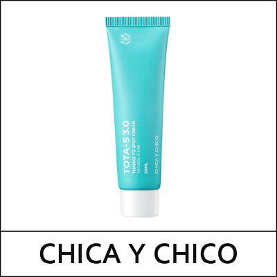 [CHICA Y CHICO] Tota-S 3.0 30ml / Facial Ointment / Korea Cosmetic / (S일)