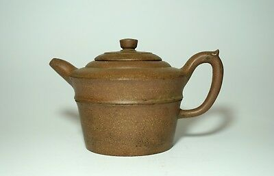 Antique Chinese 'Yixing' Clay Teapot