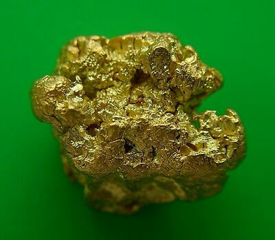 Gold Nugget  5.14 gms. High Purity / Australian / Natural / Gold Nuggets