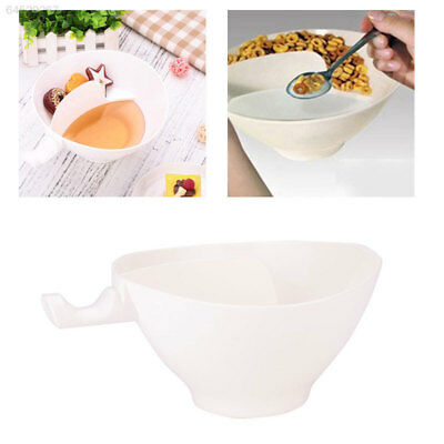 C799 Plastic Separated Bowl With Handle Isolated Bowl Snack Bowl Cereal Home